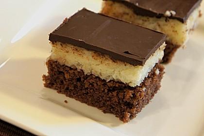 Bounty Kuchen Kuchen Rezepte Franky S Rezepte
